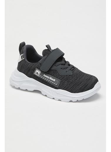 Tonny Black Füme Çocuk Spor Ayakkabı Tbsun Füme